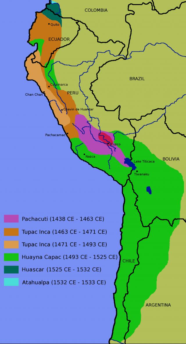 Inca-expansie