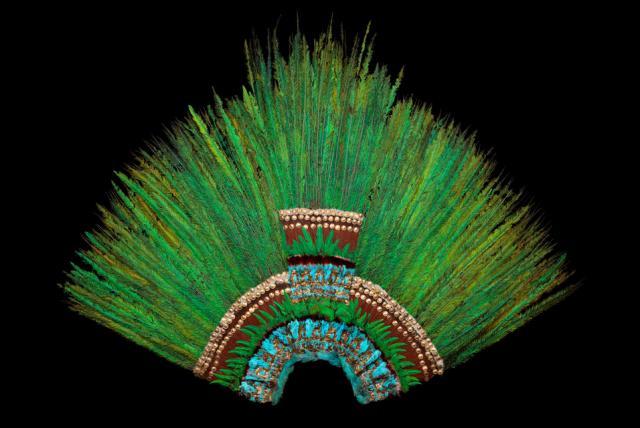 Moctezuma hoofdtooi